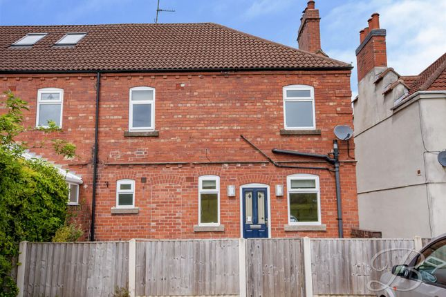 Thumbnail 3 bed semi-detached house for sale in Sherwood Rise, Mansfield Woodhouse, Mansfield
