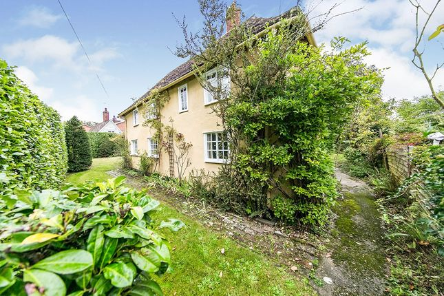 Thumbnail Detached house for sale in Water Lane, Bures