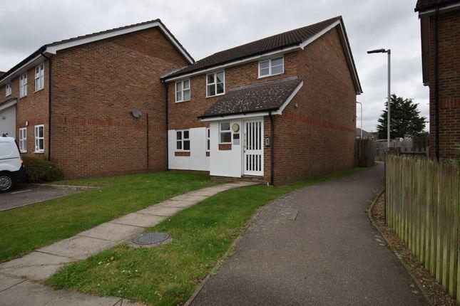 Thumbnail Flat to rent in Palliser Drive, Rainham, Essex