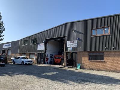 Thumbnail Light industrial to let in Unit 2, Merthyr Industrial Park, Merthyr Park