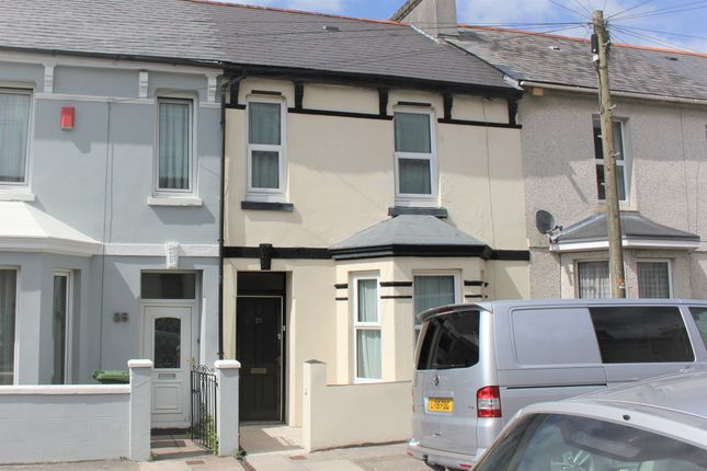 2 Bed Terraced House For Sale In Alvington Street Plymouth