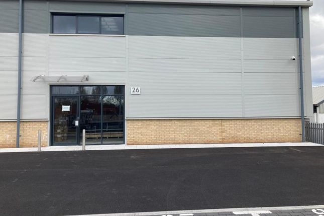 Industrial to let in Waterside Business Park, Lamby Way, Rumney, Cardiff