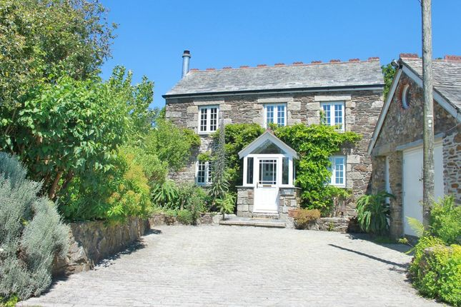 Thumbnail Detached house to rent in Sunny Corner, Cusgarne, Truro