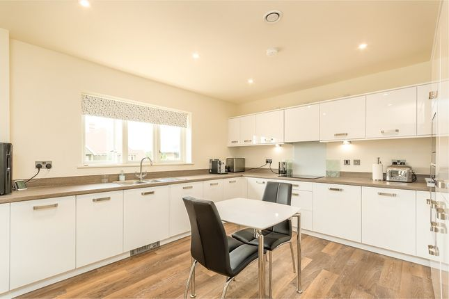 Thumbnail Flat for sale in 4 Howard Manor, Gallagher Square, Warwick