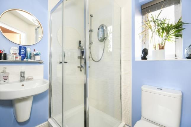 En-Suite of Highfield Avenue, Langwith Junction, Mansfield, Derbyshire NG20