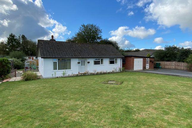 Thumbnail Detached bungalow for sale in Llangeitho, Tregaron