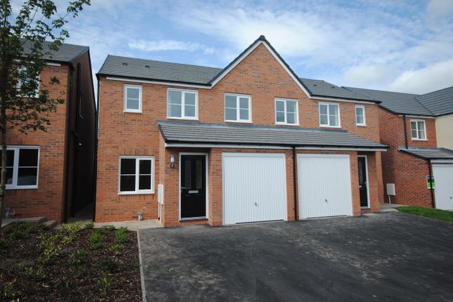 Thumbnail Semi-detached house to rent in Greenfields Drive, Newport