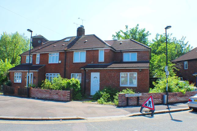 Thumbnail Semi-detached house for sale in Weir Hall Road, Edmonton