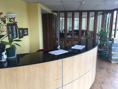 Reception of The Century Building, Teesway, North Tees Industrial Estate, Stockton On Tees TS18