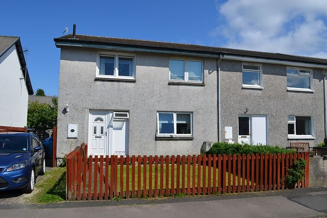 Thumbnail Terraced house for sale in Edward Street, Dunoon, Argyll And Bute