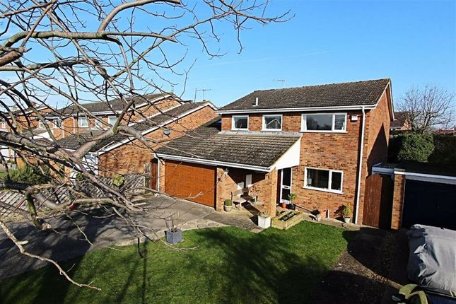 Thumbnail Detached house for sale in Long Plough, Aston Clinton, Aylesbury