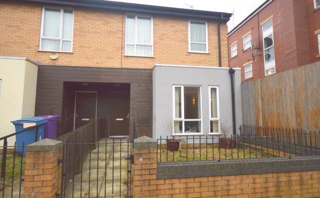 Thumbnail Semi-detached house for sale in Wordsworth Street, Toxteth, Liverpool