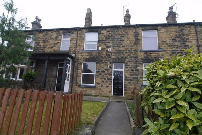 2 bed terraced house to rent in Clarendon Terrace, Churwell LS27