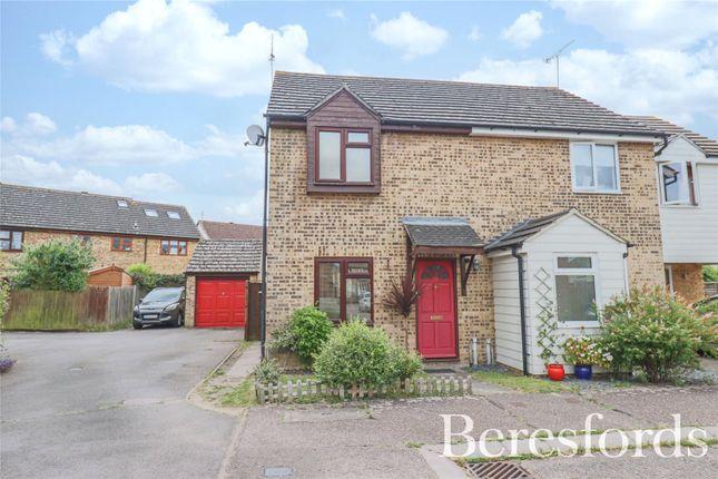 Thumbnail Semi-detached house for sale in Sanderling Gardens, Heybridge