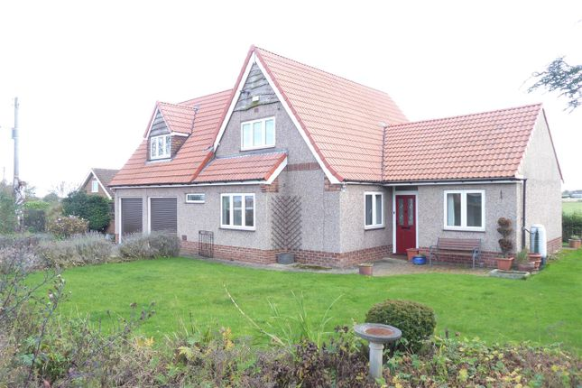 Thumbnail Detached house for sale in Hornby Road, Great Smeaton, Northallerton
