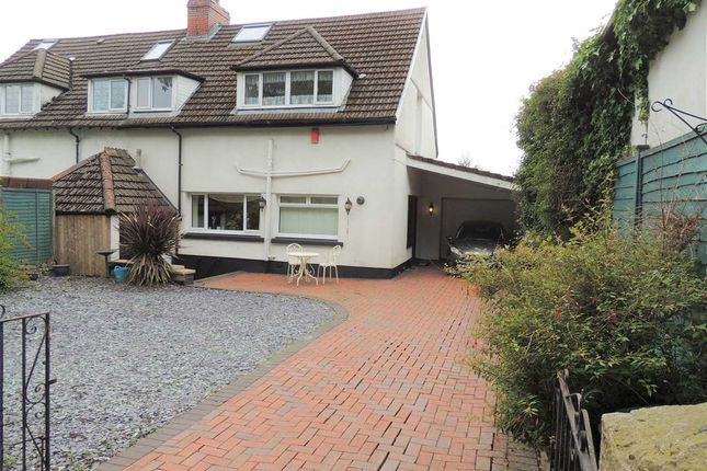 Thumbnail Semi-detached house for sale in Penrhyn, Maindy Croft, Maindy Croft, Pentre