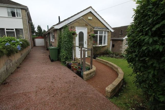 Thumbnail Bungalow for sale in Woodhall Drive, Leeds