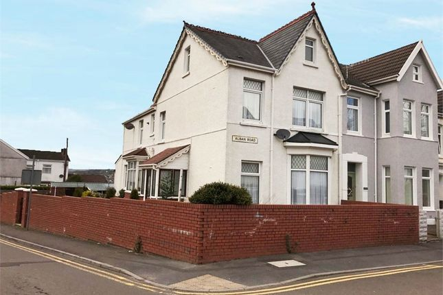 Thumbnail End terrace house for sale in Marble Hall Road, Llanelli, Carmarthenshire