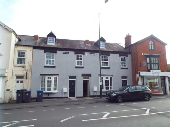 Thumbnail Terraced house for sale in Alcester Road, Studley, Warwickshire