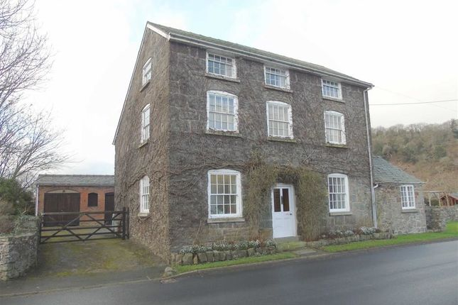 Thumbnail Detached house for sale in Ger Y Nant, Meifod, Powys