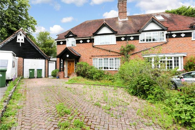 Thumbnail Semi-detached house for sale in The Cloisters, Burgess Road, Southampton, Hampshire