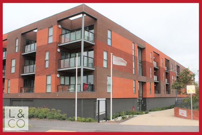 Thumbnail Flat for sale in Selskar Court, Usk Way, Newport