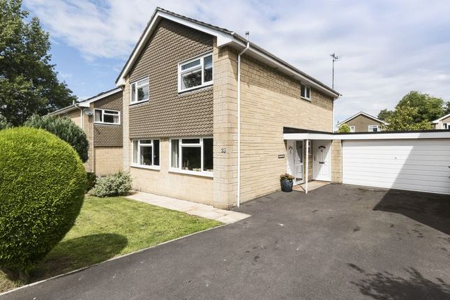 Thumbnail Detached house for sale in Entry Hill Park, Bath