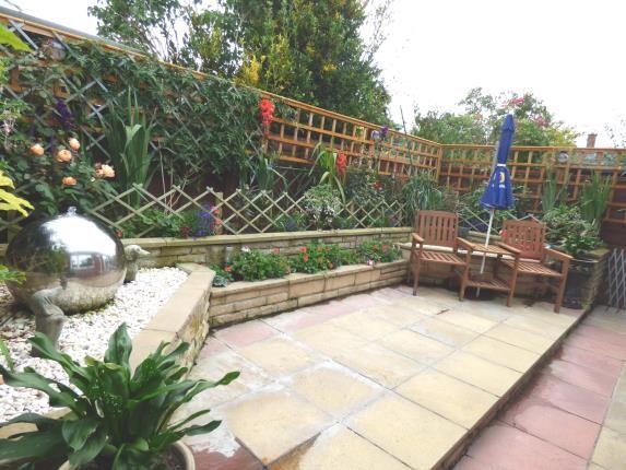 Garden of West Park Avenue, Ashton, Preston, Lancashire PR2