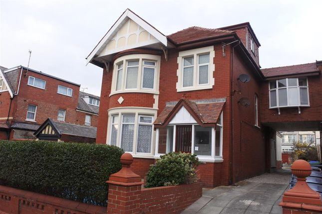 Thumbnail Flat for sale in King George Avenue, Blackpool