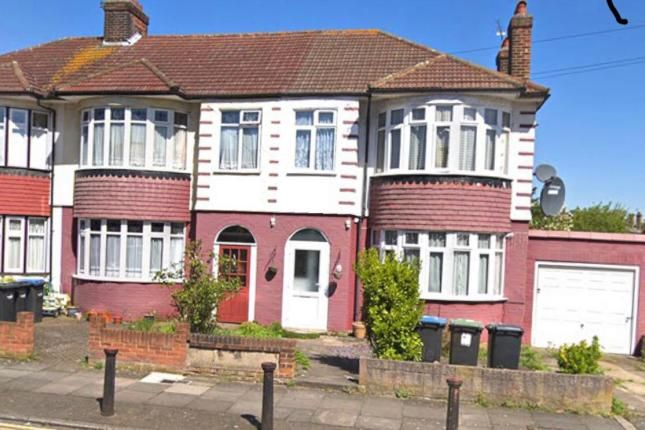 Thumbnail Semi-detached house to rent in Firs Park Avenue, London