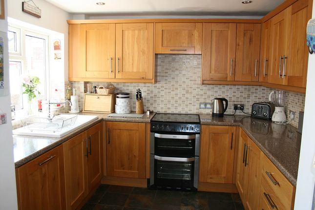Kitchen of Castleross Road, Pevensey Bay BN24