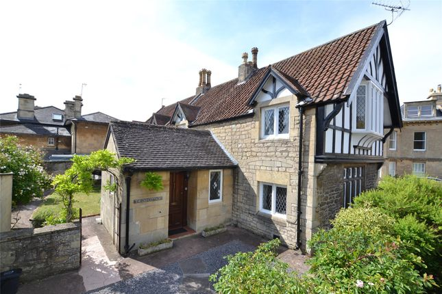 Thumbnail Detached house for sale in The Old Cottages, Oldfield Road, Bath, Somerset