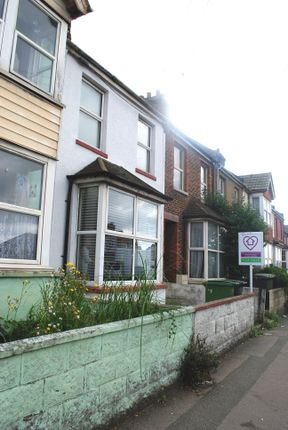 Thumbnail Terraced house for sale in Bexhill Road, Hastings