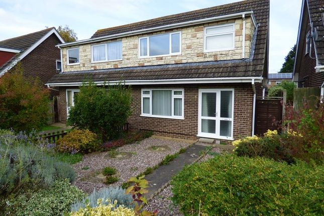 Thumbnail Semi-detached house for sale in Eagle Way, Abbeydale, Gloucester