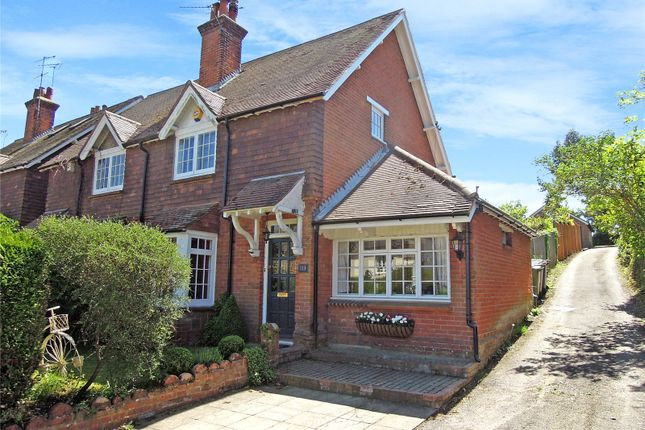 Thumbnail Semi-detached house to rent in The Street, Puttenham, Guildford, Surrey