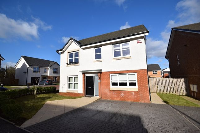Thumbnail Detached house for sale in Falcon Drive, Newton Mearns, Glasgow