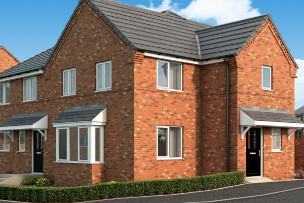 """Thumbnail Property for sale in """"The Windsor At New Forest"""" at Goodwood, Leeds"""
