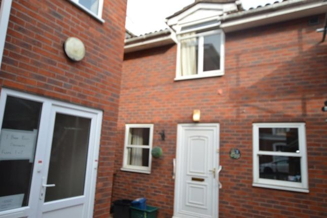 Thumbnail Terraced house for sale in Bank Place, Market Street, Crediton, Devon