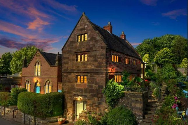 Thumbnail Detached house for sale in High Street, Kingsley, Stoke-On-Trent