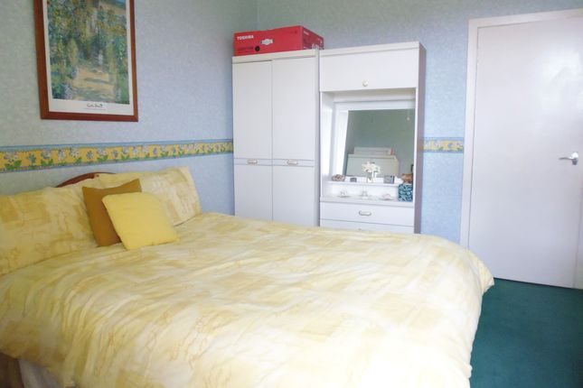 Bedroom of Flat 1/4, 12, The Terrace, Ardbeg, Rothesay, Isle Of Bute PA20