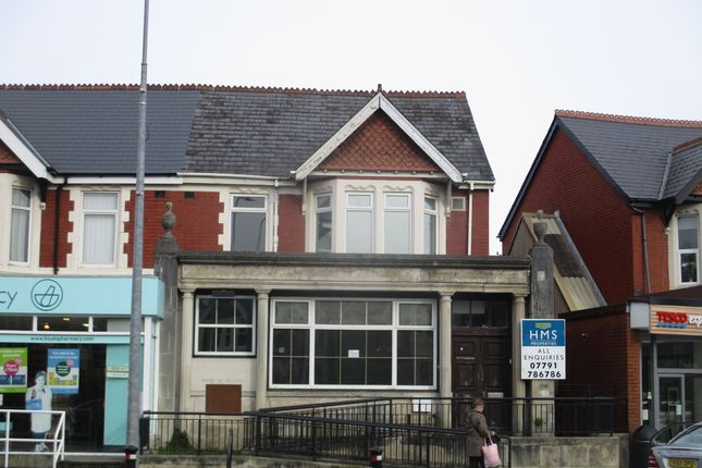 Thumbnail Retail premises for sale in Park Road, Whitchurch, Cardiff