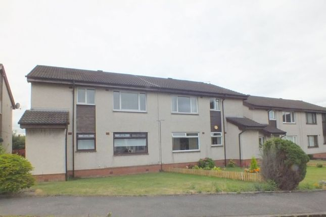 Thumbnail Flat to rent in Holly Grove, Bellshill