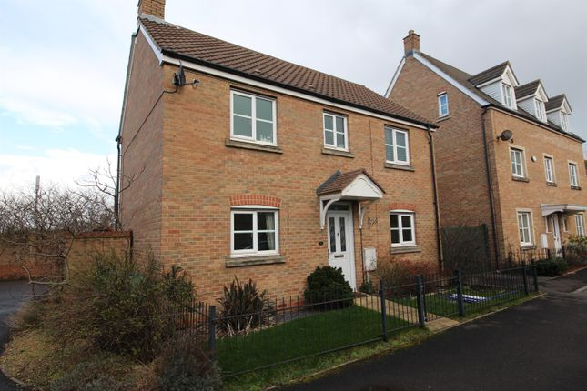 Thumbnail Detached house for sale in Wick Wick Close, Winterbourne, Bristol