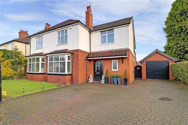 Thumbnail Detached house for sale in Hassall Road, Alsager, Stoke-On-Trent