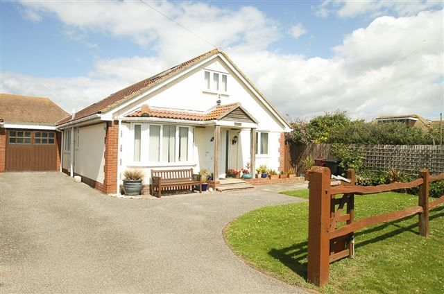 Thumbnail Detached house for sale in Charlmead, East Wittering, Chichester
