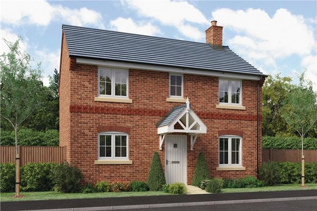 """Thumbnail Detached house for sale in """"Castleton"""" at Waterloo Road, Bidford-On-Avon, Alcester"""