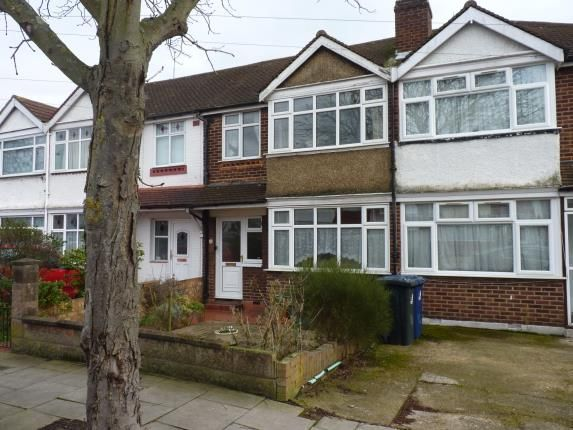Front Views of George V Way, Perivale, Greenford, Middlesex UB6