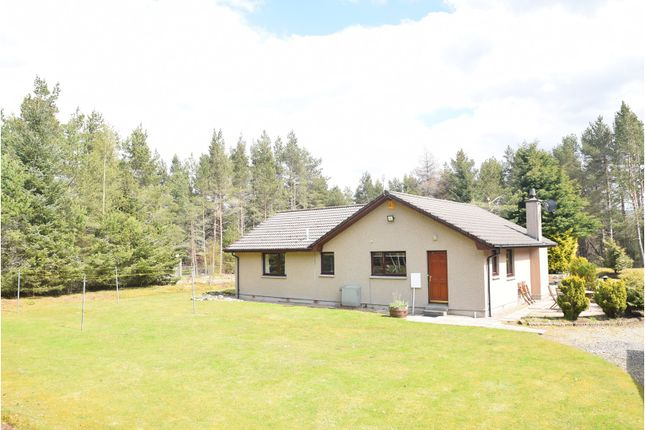 Thumbnail Bungalow for sale in Tomatin, Inverness