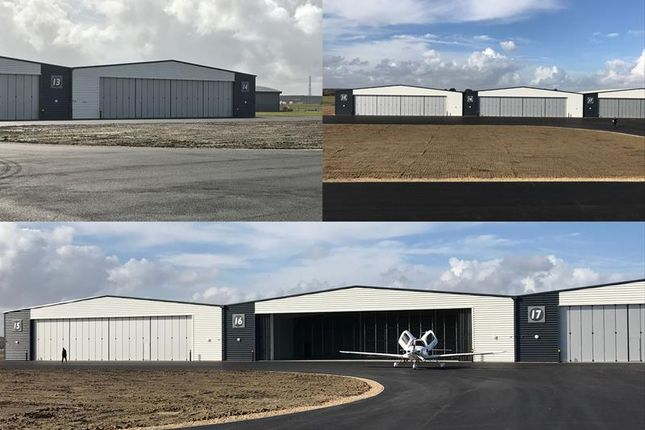 Thumbnail Warehouse to let in Solent Airport Club Hangars, Solent Airport At Daedalus, Fareham, Hampshire