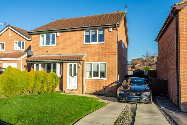 2 bed semi-detached house for sale in Deveron Way, York YO24